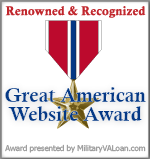Military VA Loan Award